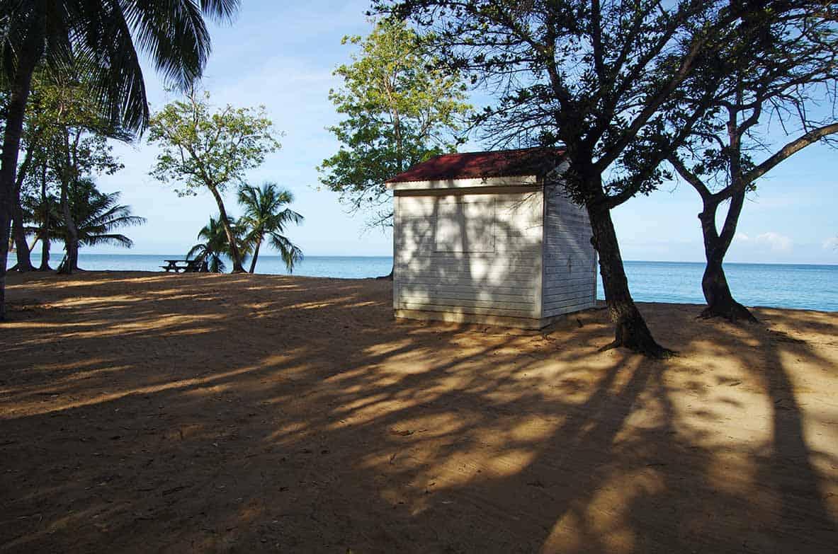 Kaz Guadeloupe Plage Deshaies Perle