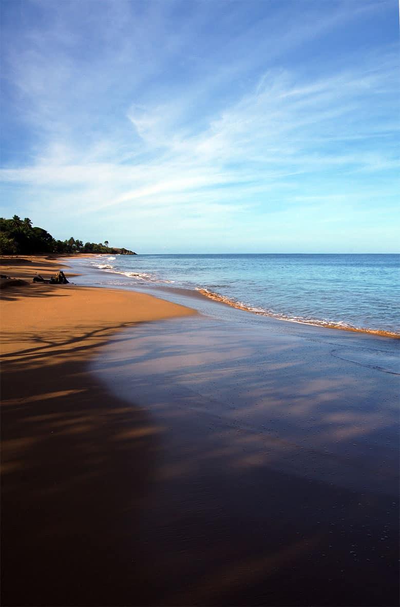 La Perle Plage Guadeloupe Deshaies