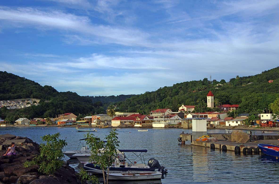 Village Deshaies Guadeloupe Marina